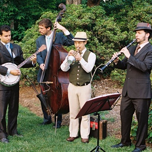 Old-Time Jazz Wedding Band
