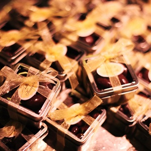 DIY Chocolate Box Favors