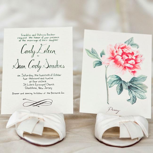 Simple But Elegant Wedding Invitations: Simple Elegant Wedding Invitation