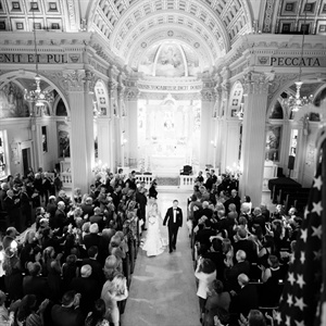 The Ceremony at St. Catharine Church