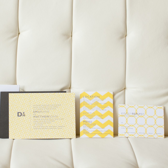 """We liked mixing patterns