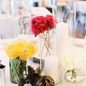 Fun Beach Centerpieces