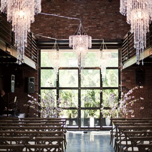 Chandelier Ceremony