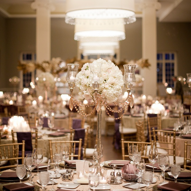 Gold Wedding Centerpiece Decorations: 301 Moved Permanently
