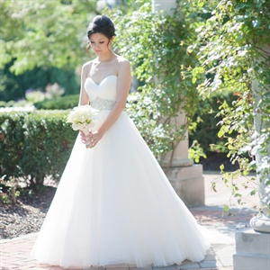 Kenneth Pool Amour Wedding Gown