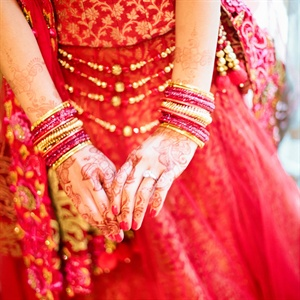 Traditional Indian Bridal Jewelry