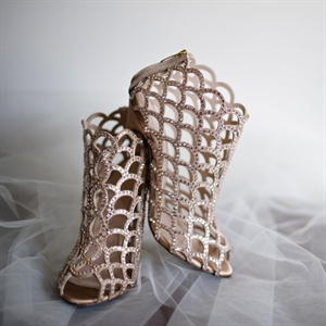 Sergio Rossi Mermaid Booties