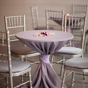 Soft Purple Tablecloths