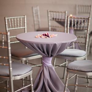 Soft Purple Tablecloths