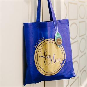 Custom Welcome Bags