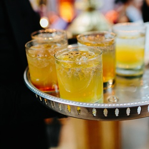 Yellow Signature Cocktails