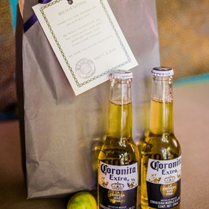 DIY Mexico Welcome Bag