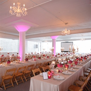 Room 1520 Reception Space
