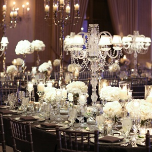 Glamorous Reception Decor