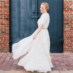 BHLDN Bridal Gown
