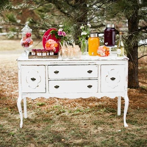 Vintage Drink Table