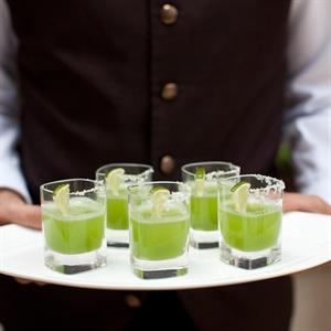 Green Signature Cocktails
