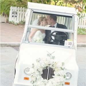 Unique Wedding Transportation