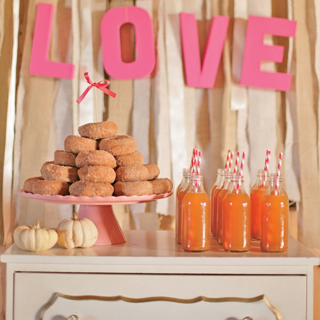 Stumped by what to put on your dessert buffet? Skip the milk and