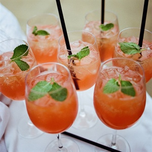 Crisp Orange Signature Cocktails