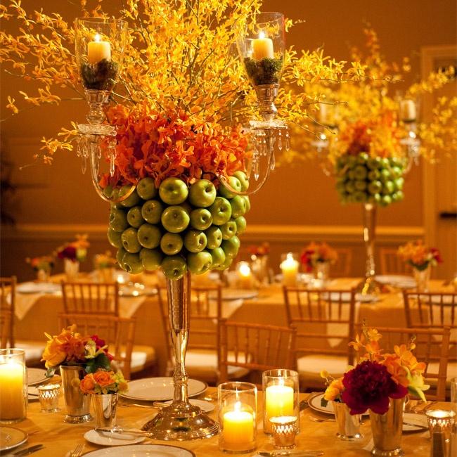 Ideas For Fall Wedding Centerpieces: Westbank Flower Market