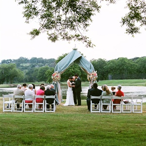 Outdoor Ceremony at Lost Pines Resort and Spa