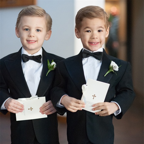 Ring Bearer Tuxedos
