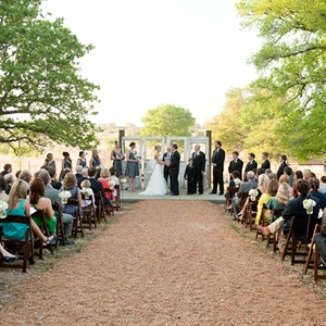 Three Points Ranch Outdoor Ceremony Space