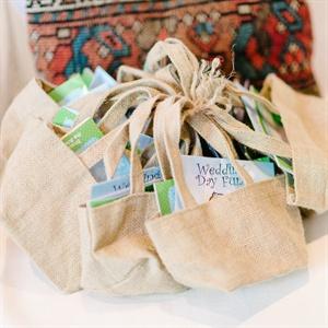 Burlap Kids' Bags