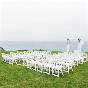 Astwood Park Seaside Ceremony
