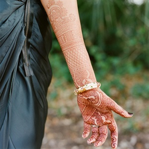 Traditional Bridal Mehndi