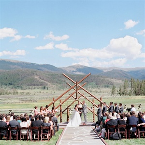 Devil's Thumb Ranch Ceremony