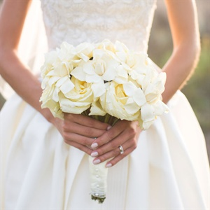 Gardenia Bridal Bouquet