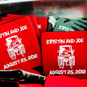 Beer Koozie Favors