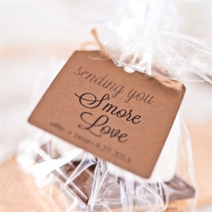 DIY S'mores Favors