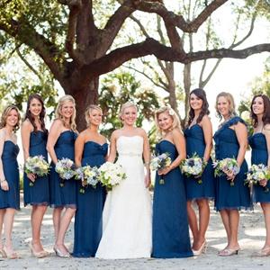 Amsale Bridesmaid Dresses