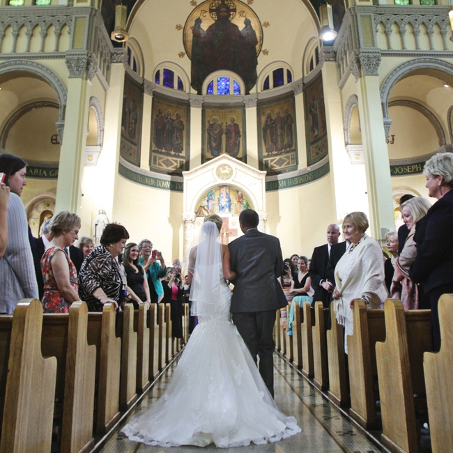 A Romantic, Elegant Wedding In Pittsburgh, PA