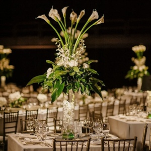 Tall Calla Lily Centerpiece