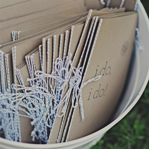 Kraft Paper Program Booklets