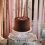 Seven-Layer Chocolate Wedding Cake