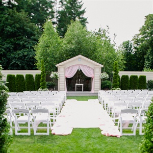 Garden Ceremony Site