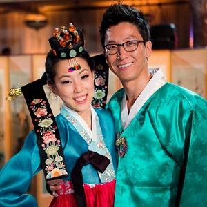 Traditional Korean Wedding Attire