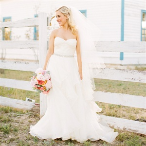 Watters A-Line Wedding Gown