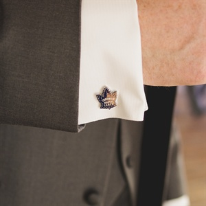 Toronto Maple Leaves Cuff Links