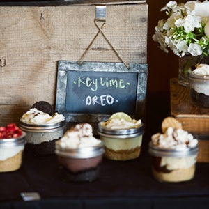 Mason Jar Mini Pies