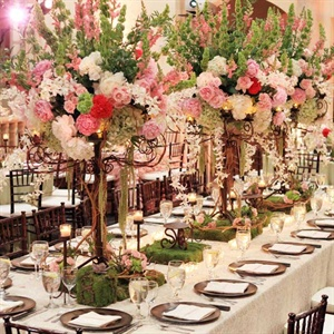 Garden Party Tablescape