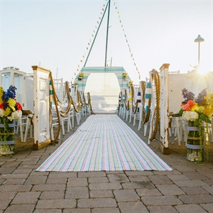 Tropical Aisle Runner