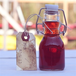 Oregon Cherry Infused Bourbon Favors