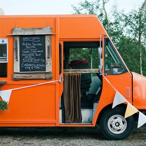 Reception Food Truck