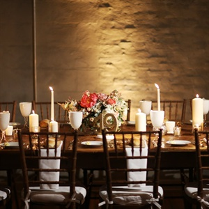 Farm Table Decor